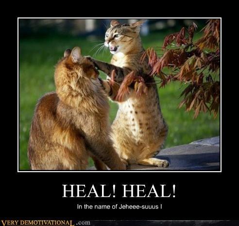 lols heal