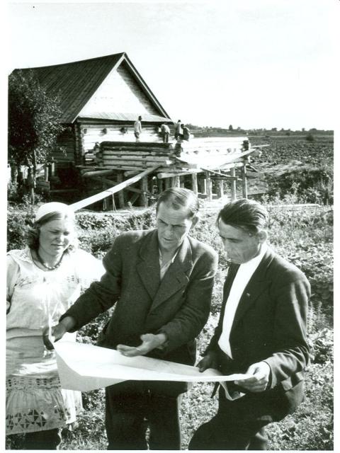 Строительство 1946В