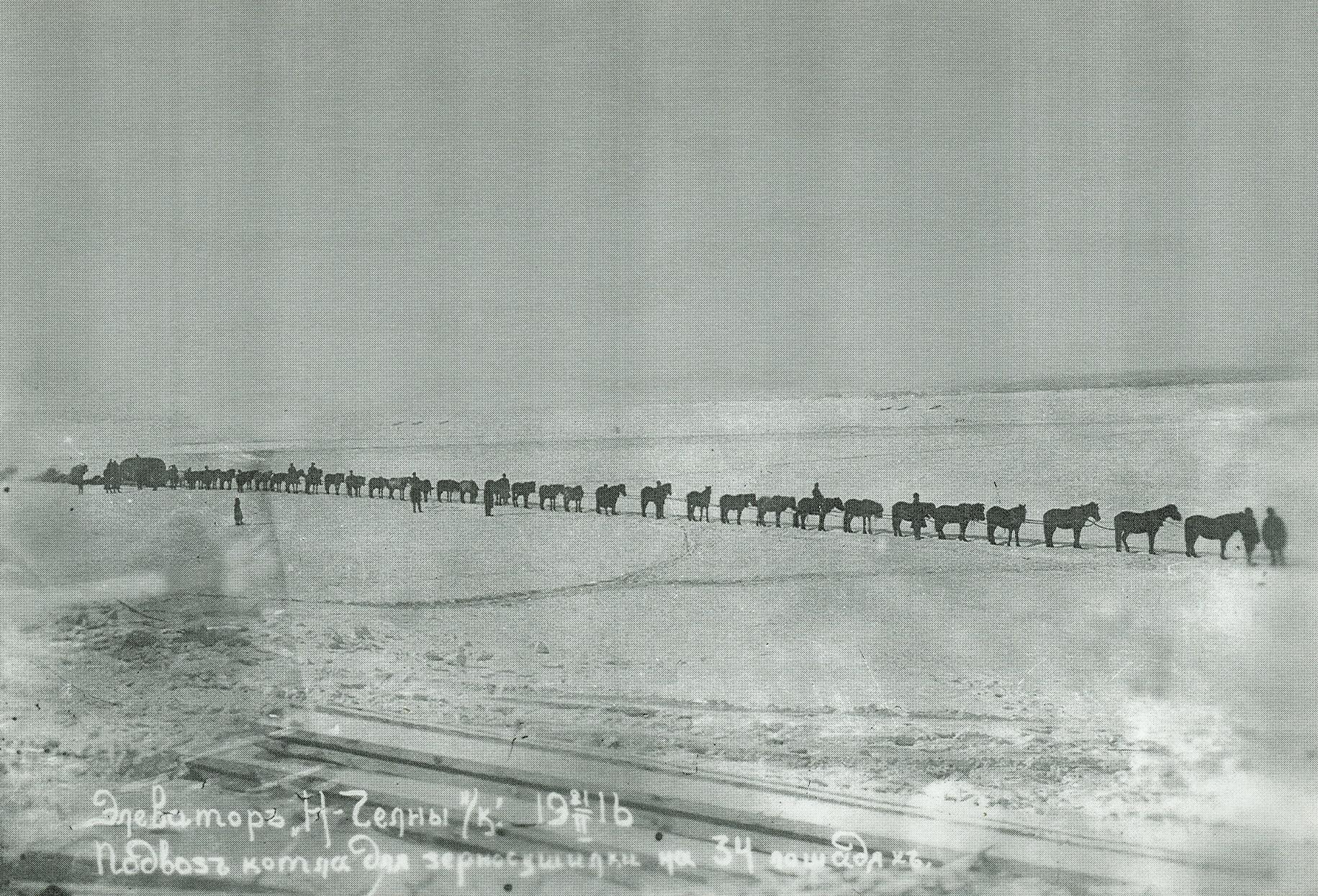 Челны 1916