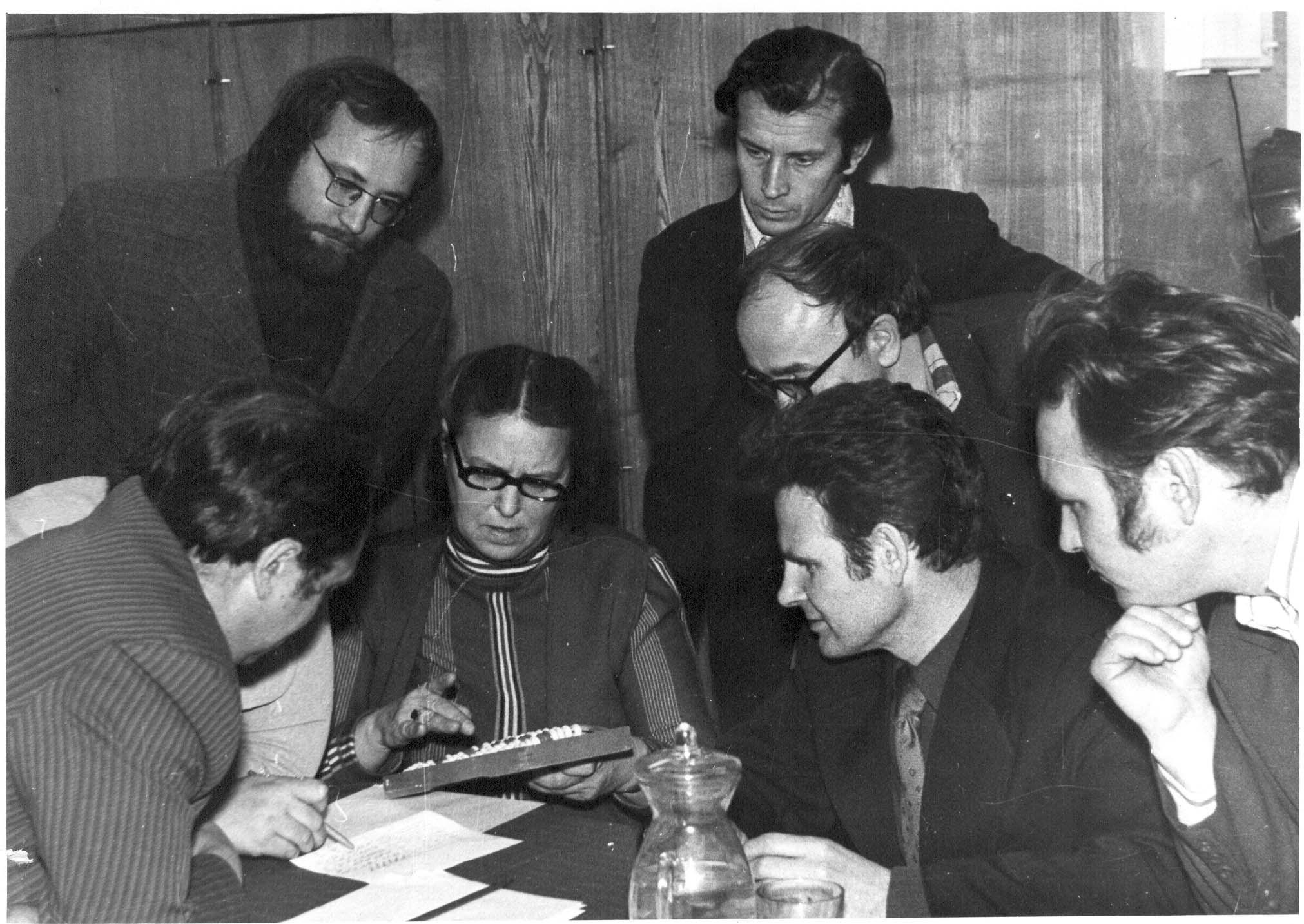 НчТЭЦ 1974 год
