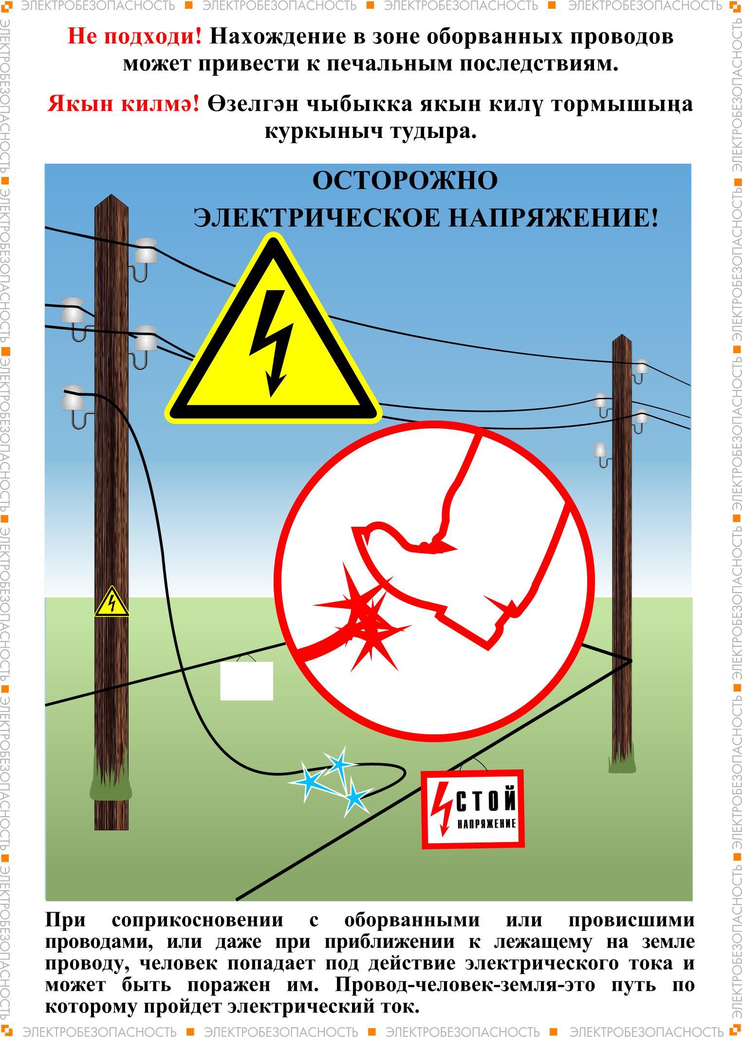 единый урок электробезопасность