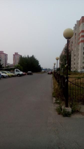 В Казани марево. Казанда сагым