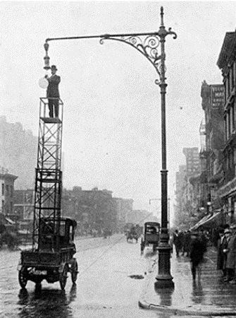 Самое элегантное ОВБ было в начале  20-го века