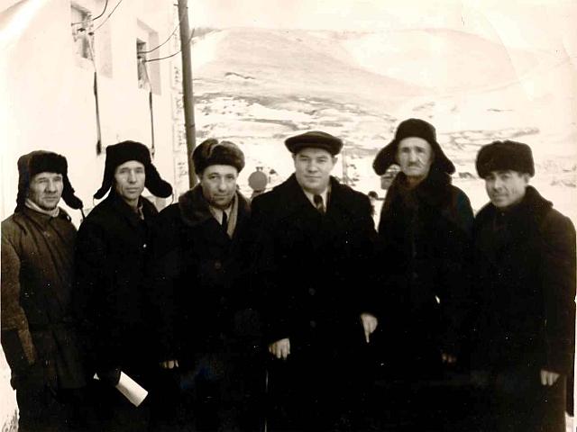 коллектив Деушевского ГЭС