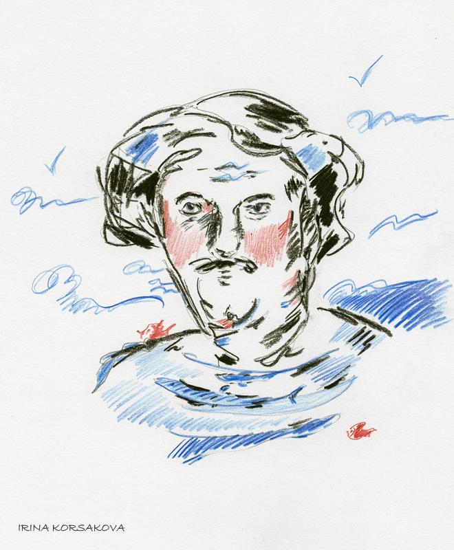 Shellback-by-Irina-Korsakova-illustration