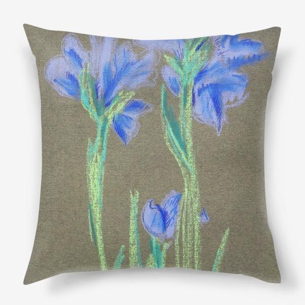 Korsakova flowers cushion