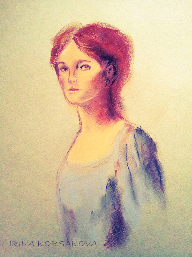 Irina-Korsakova-Woman's-portrait-072015