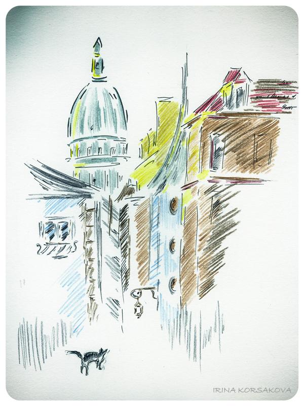 old-city-Irina-Korsakova