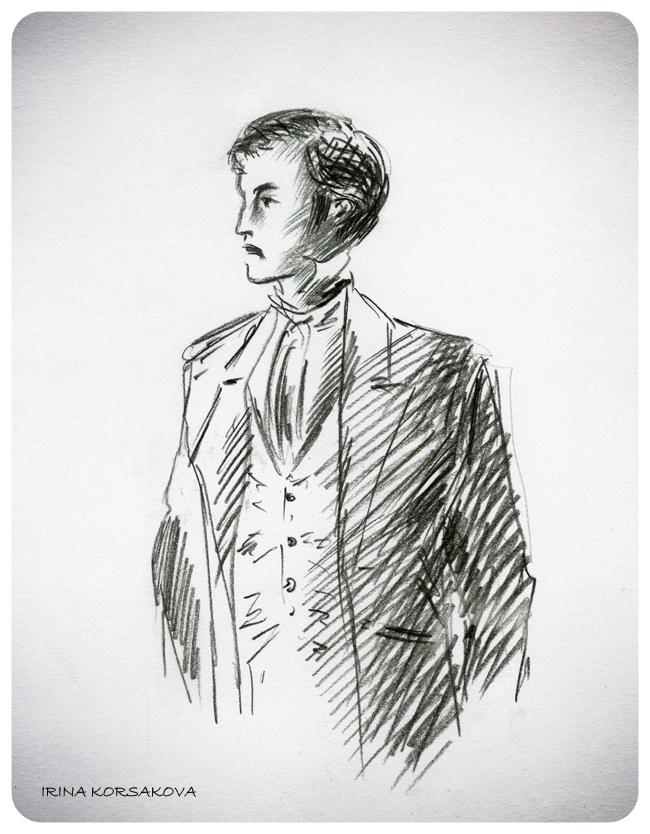 Pavlov-character-Irina-Korsakova
