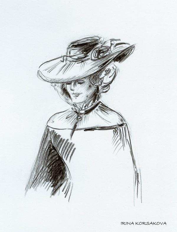 Вуаль-Ирина-Корсакова-Korsakova-Irina