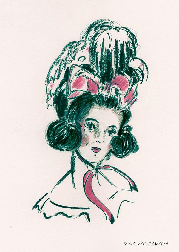 New-hat-Irina Korsakova