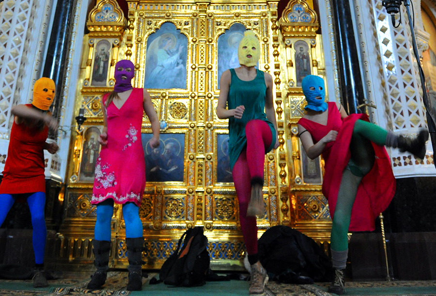 Pussy Riot FreePussyRiot EngPussRiot Free Pussy Riot Interview women remaining free Pussy Riot in freedom Most likely everything about us is well-known FreePussyRiot