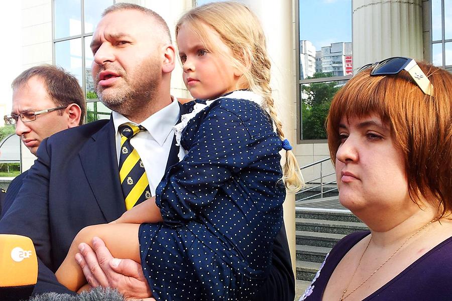 Mark Feygin Nikolay Polozov Violetta Volkova Lawyers pussy riot free pussy riot free pussy riot