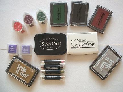 Stamping Supplies