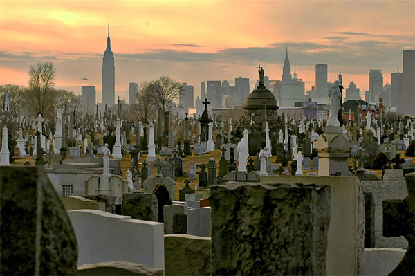 Cemetery in the City