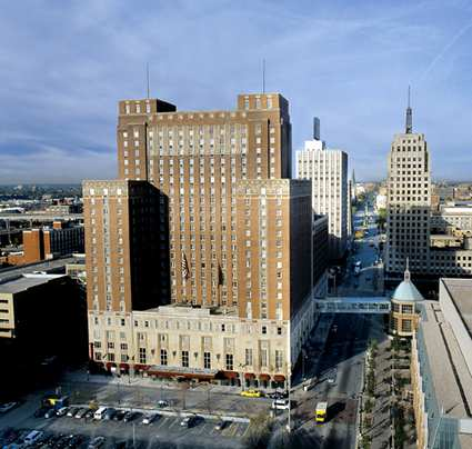 Hilton Hotel Milwaukee