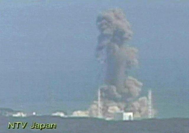 Japanese Nuclear Plant 1