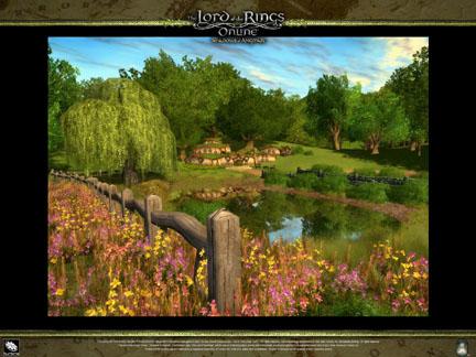 LOTRO The Shire