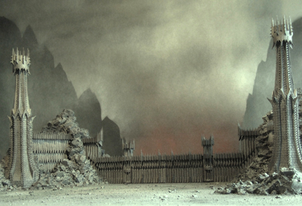 LOTR Black Gate