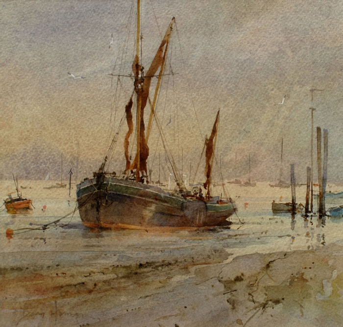 96868024_large_Waiting_for_the_tide_Pin_Mill_S