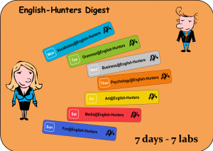 Digest English-Hunters