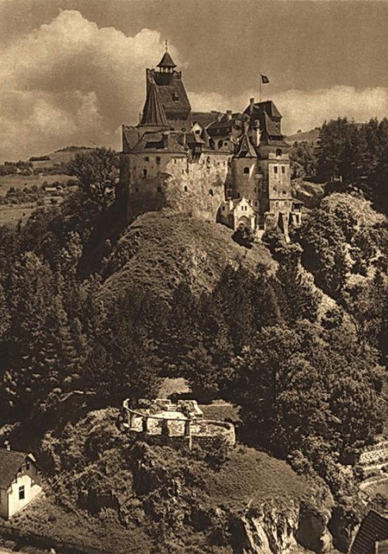 замок бран13