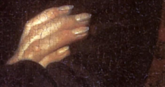 ногти пушкина
