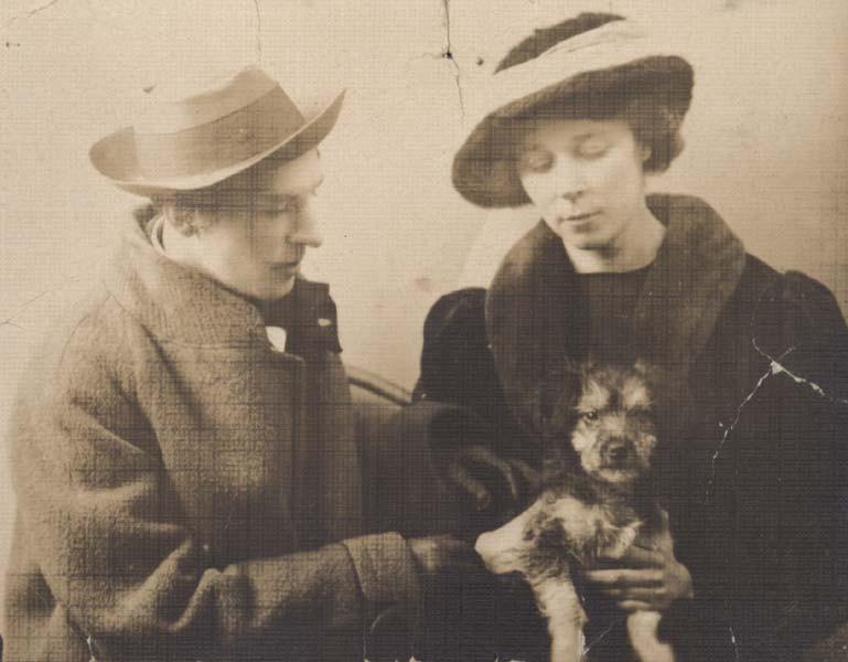 пронин и лишневская, 1910е