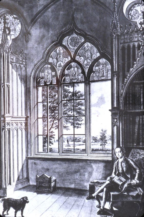 Strawberry Hill_uolpoll_in_library