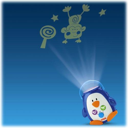 светильник пингвин