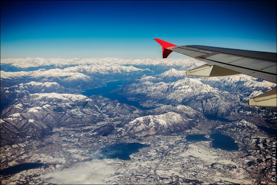 Из Милана... вид сверху! 8157