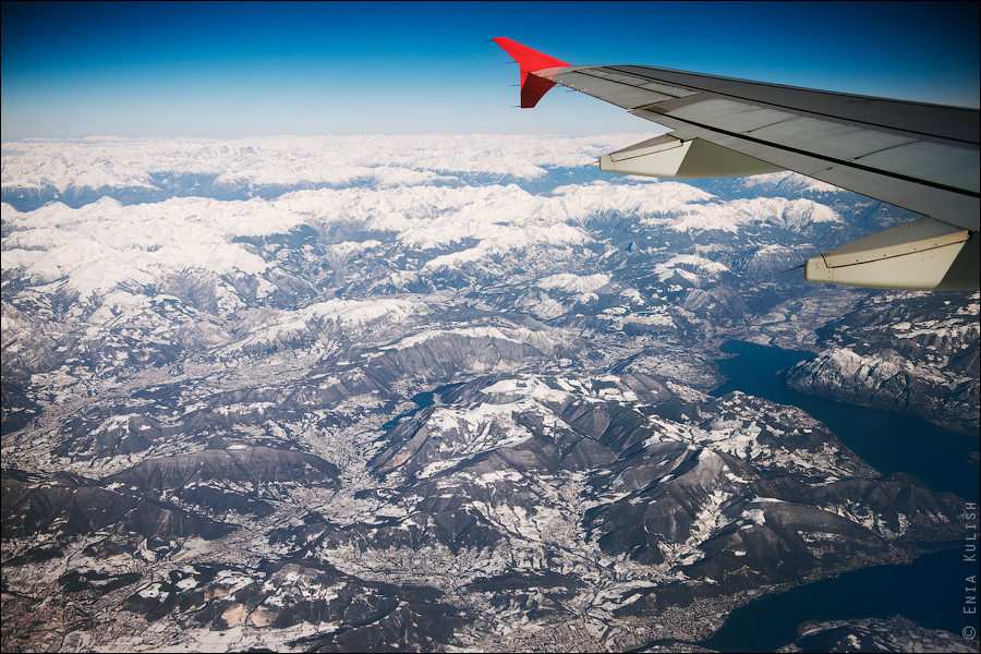 Из Милана... вид сверху! 8163