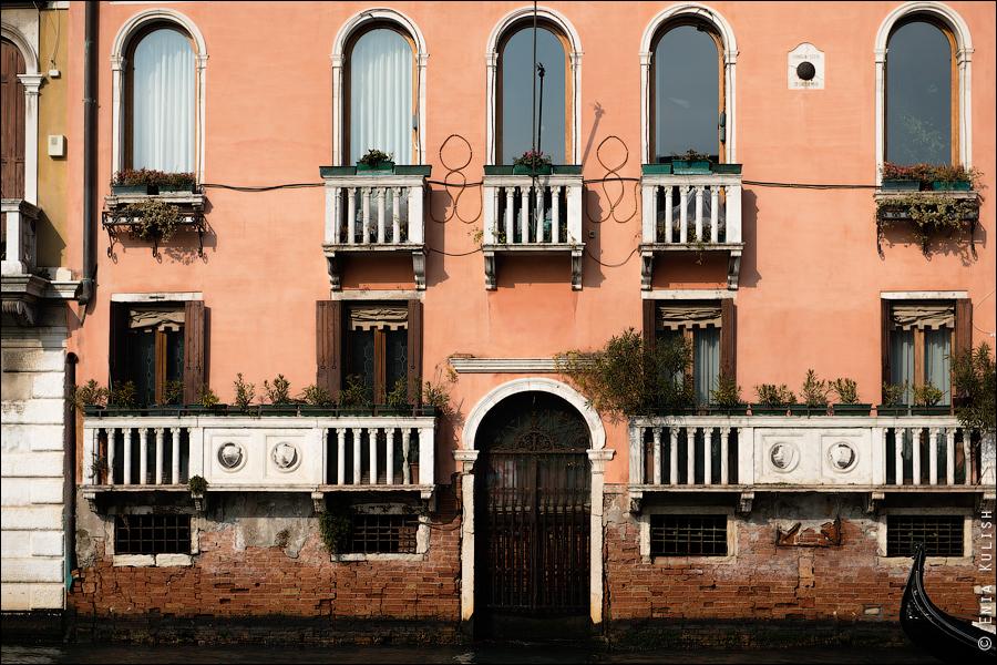 Гран-канал Венеции и его маршрутки... 7155