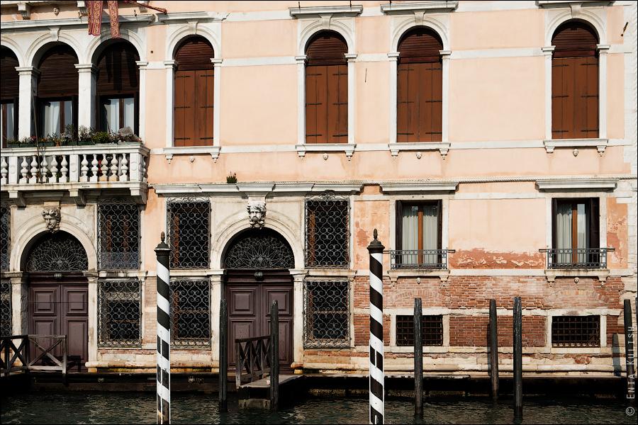 Гран-канал Венеции и его маршрутки... 7161
