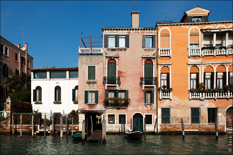 Гран-канал Венеции и его маршрутки... 7162