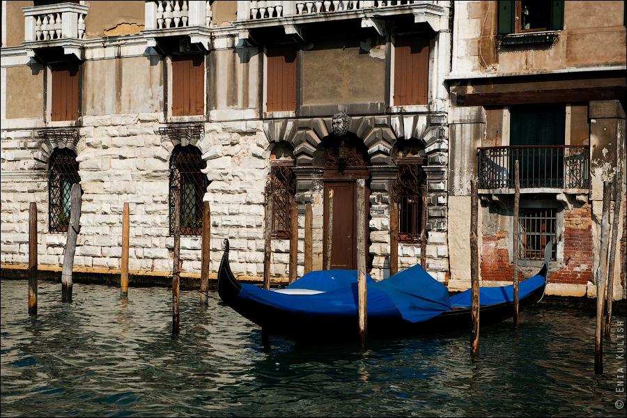 Гран-канал Венеции и его маршрутки... 7170