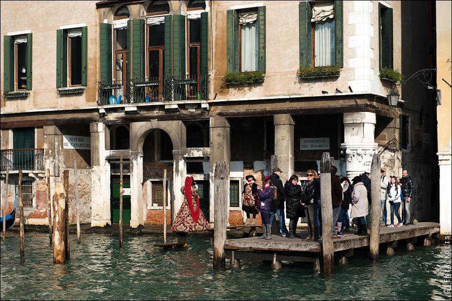 Гран-канал Венеции и его маршрутки... 7171