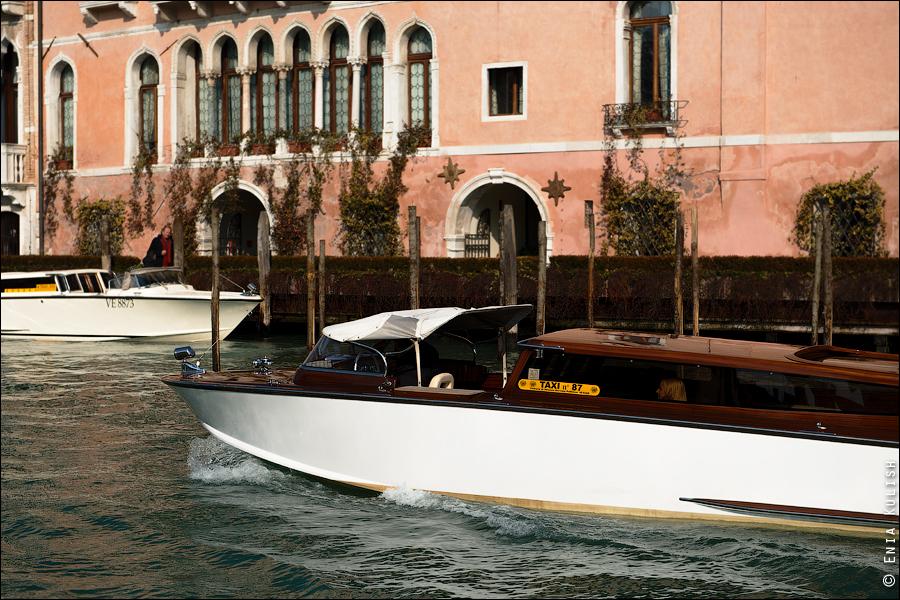 Гран-канал Венеции и его маршрутки... 7175