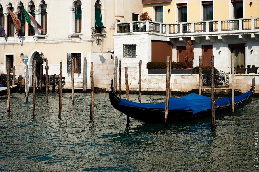 Гран-канал Венеции и его маршрутки... 7178