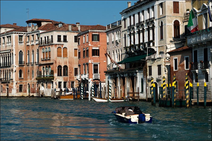 Гран-канал Венеции и его маршрутки... 7179