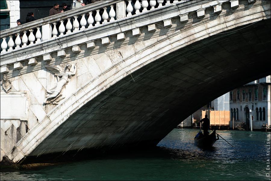 Гран-канал Венеции и его маршрутки... 7183