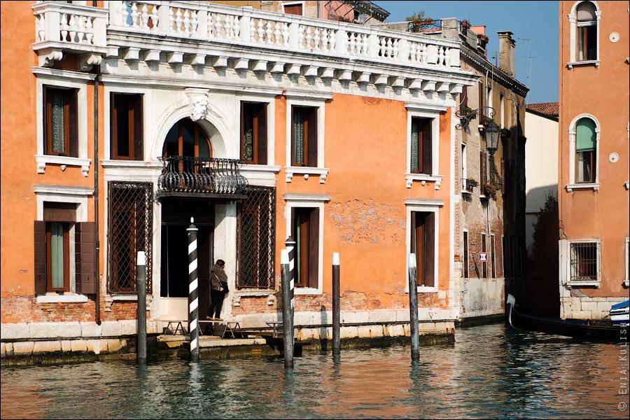 Гран-канал Венеции и его маршрутки... 7201