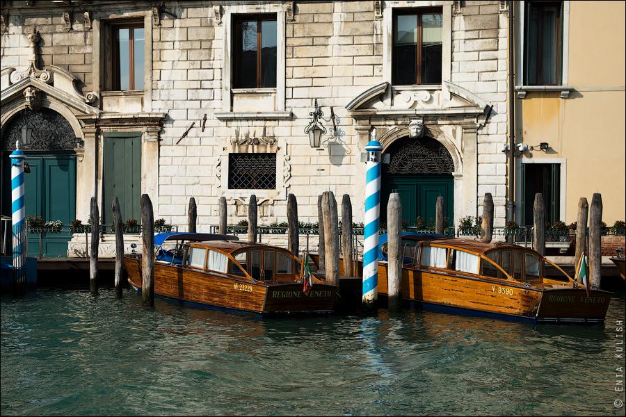 Гран-канал Венеции и его маршрутки... 7208