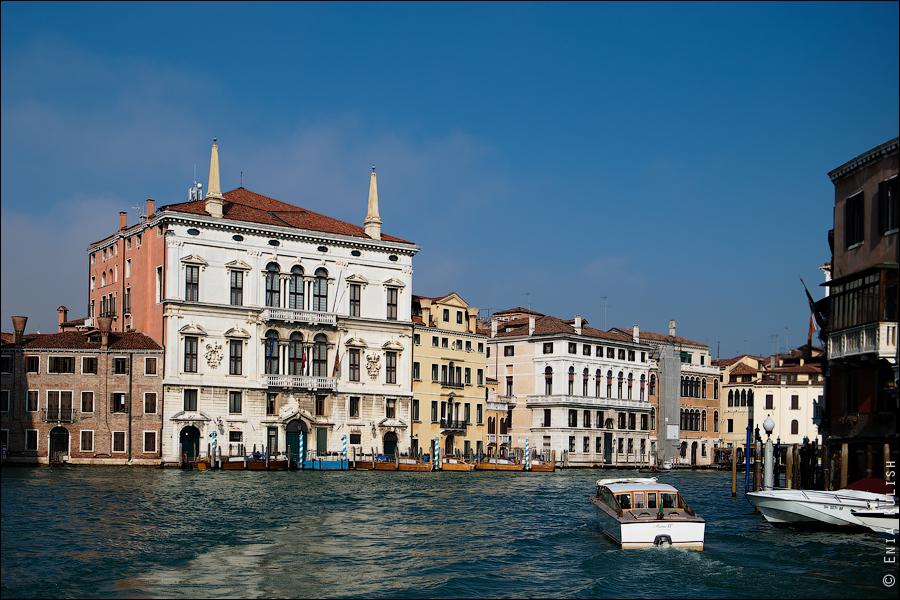 Гран-канал Венеции и его маршрутки... 7213