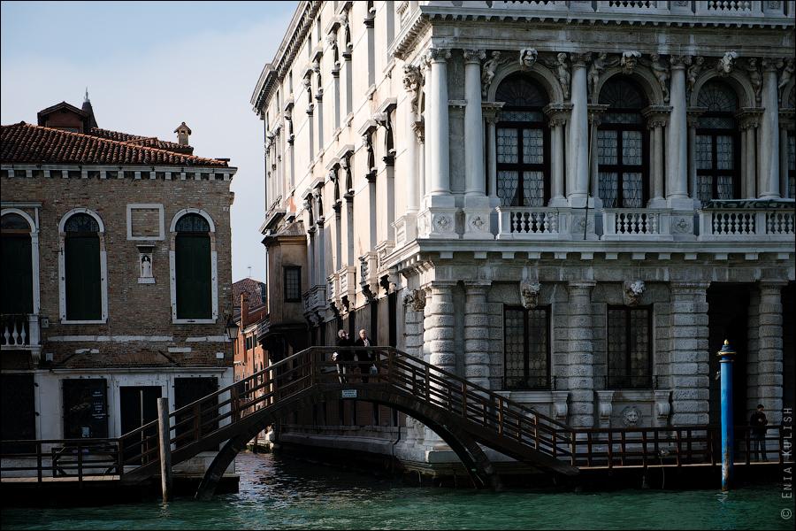 Гран-канал Венеции и его маршрутки... 7215