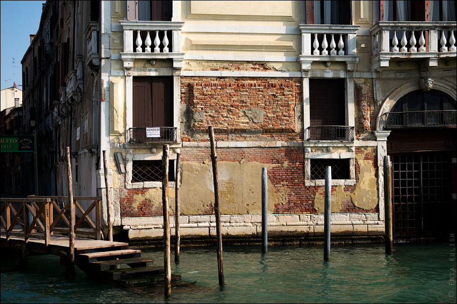 Гран-канал Венеции и его маршрутки... 7216