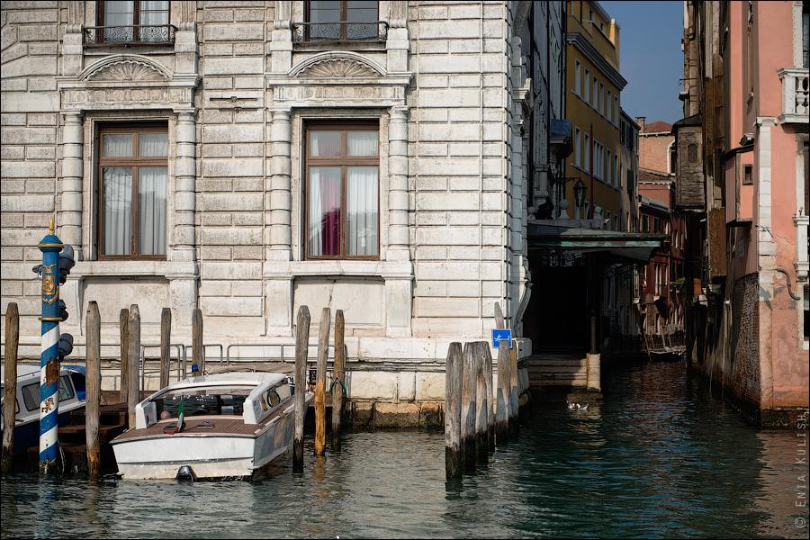 Гран-канал Венеции и его маршрутки... 7227