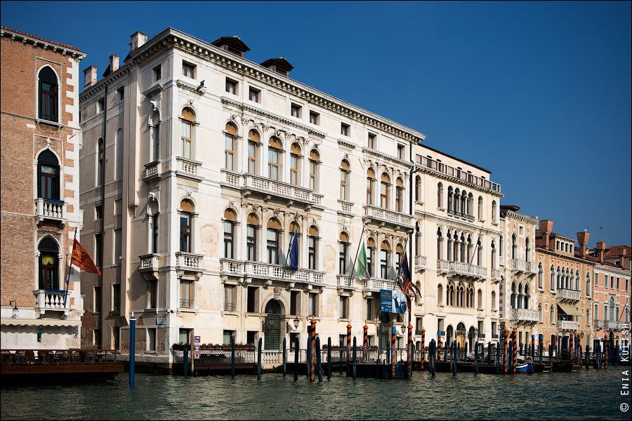 Гран-канал Венеции и его маршрутки... 7230