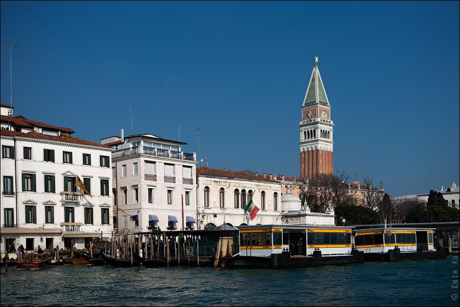 Гран-канал Венеции и его маршрутки... 7234