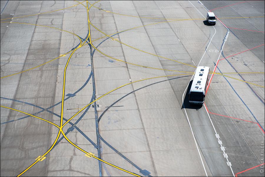 Аэропорт Домодедово: вид сверху... с вышки! 2624